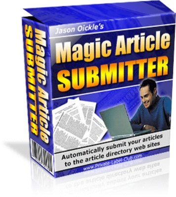 Product picture Magic Article Submitter